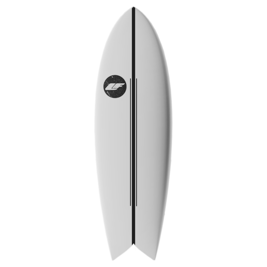 Liquid Freedom Twinnie Surfboard